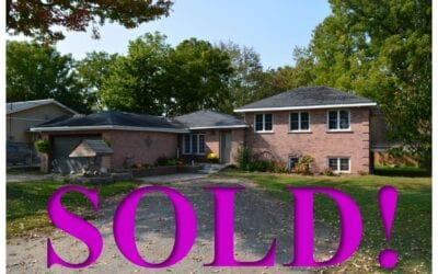 SOLD!! 3 Middlemiss Ave, SW Middlesex
