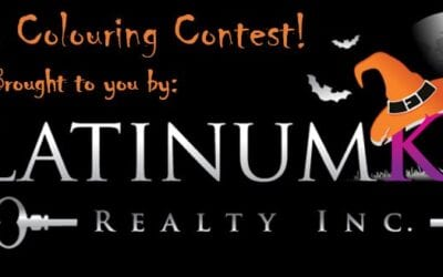 Platinum Key Realty – Halloween Colouring Contest!