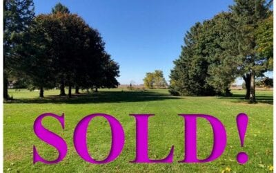 SOLD!! _ John St. Building Lot, Glencoe