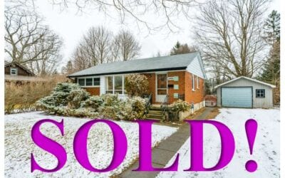 SOLD!! 2406 London St. Mount Brydges