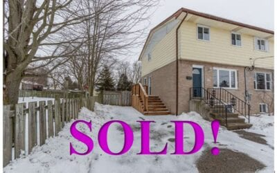 SOLD!! 102 Clarence Street, Strathroy