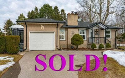 SOLD!!! 2462 Forbes Street, Mount Brydges