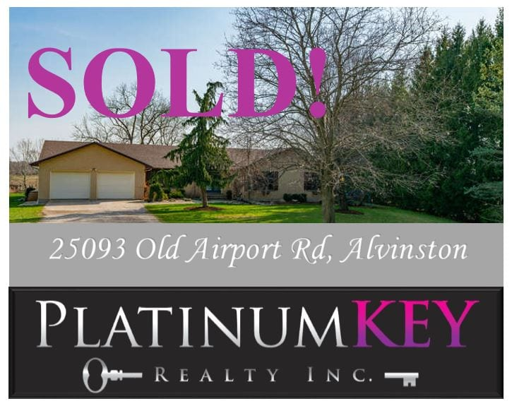 SOLD!! 75 Acre Hobby Farm – 25093 Old Airport Road, Alvinston