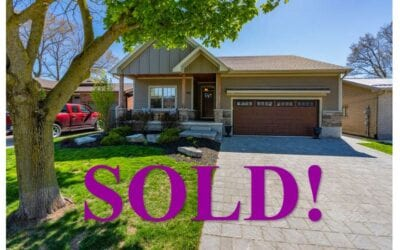 SOLD!! 170 Southfield Drive, Strathroy