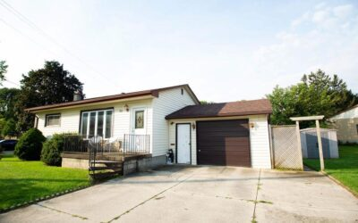 Just listed in Strathroy! 80 Princess St – $299,900