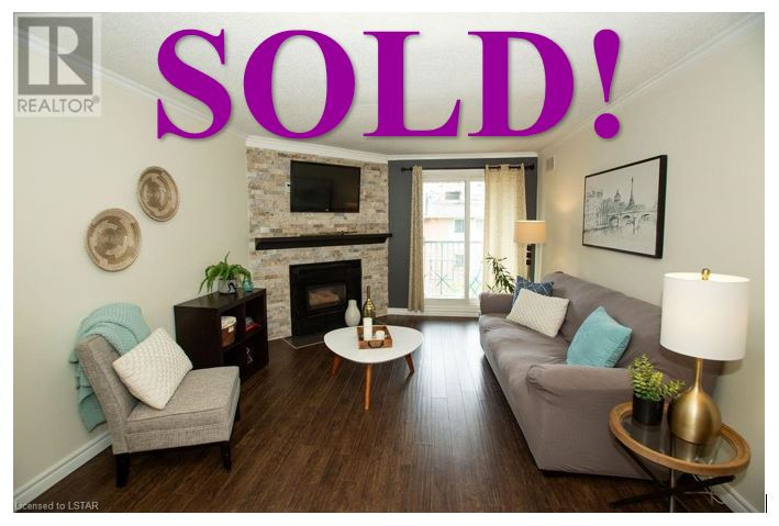 SOLD!! #40-136 Conway Drive, London